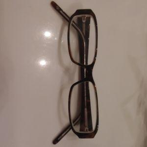 Valerie Spencer prescription glasses